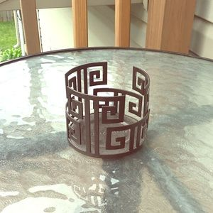 """Partylite candle holder 3"""" tall x 3.5"""" across top"""